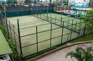 TENNIS COURT REGULATION